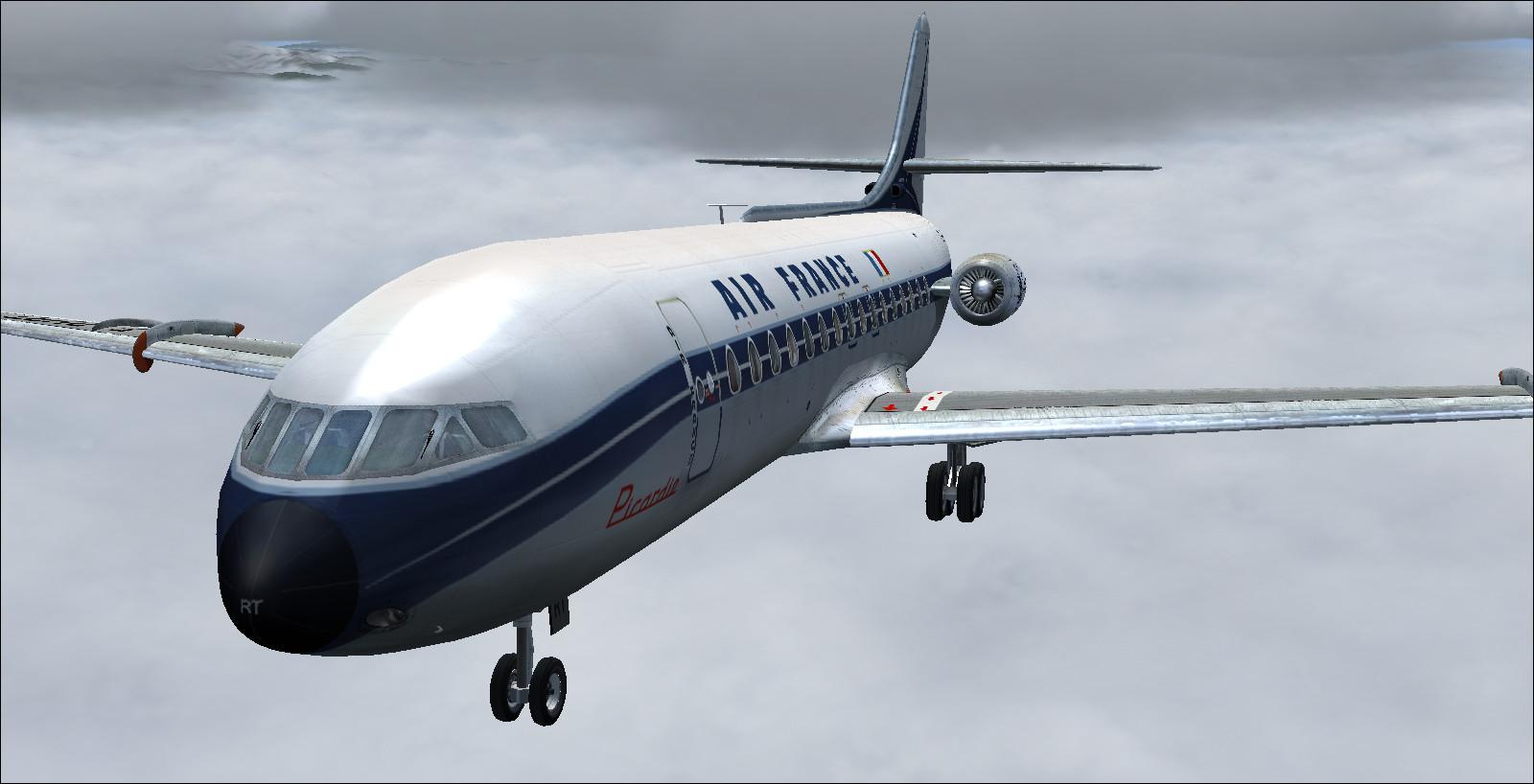 TLCHARGER Caravelle III Air France AFG v10 Picardie FS2004  Rikoooo