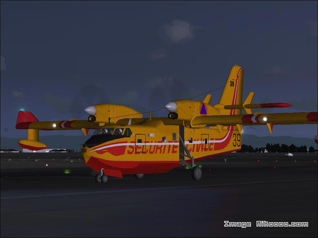 TLCHARGER Bombardier CL415 Canadair FS2004  Rikoooo