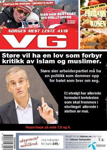 Kristendommen i norge