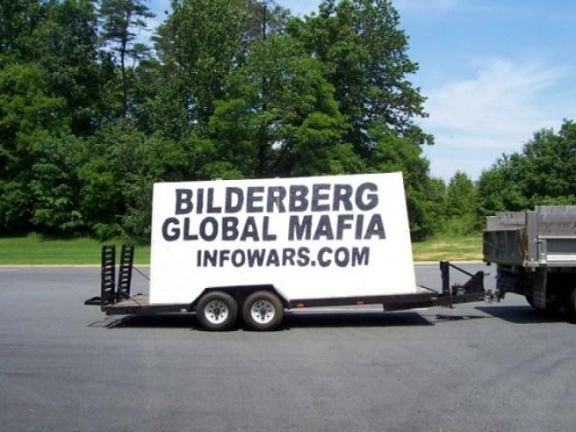 Mange mener at Bilderbergerne er en global mafia.
