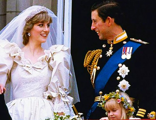 The Beaty and the Beast. Prince Charles, House Of Windsor, and Lady Dianna, House of Stuart