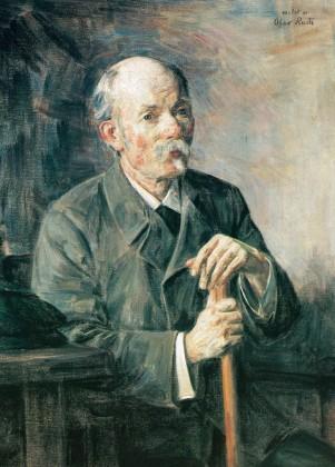 Garborg_av_Olav_Rusti_1912