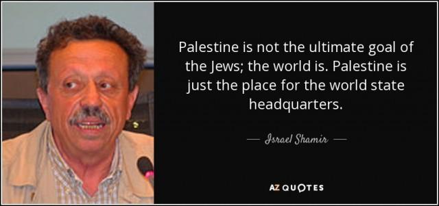 Jewish New World Order