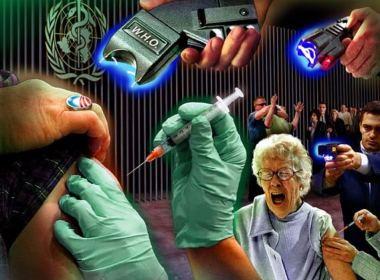 Godt for forretningene å få myndighetene til å vaksinere folk.