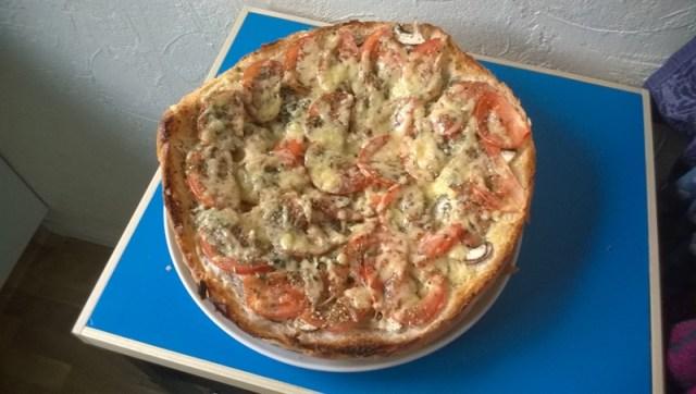 Turksbrood PizzA