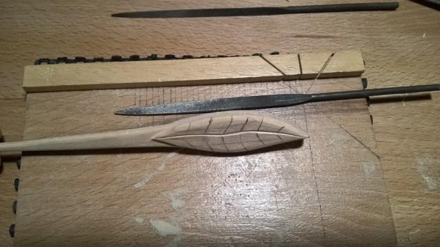 Haar of sjaal pin (8)