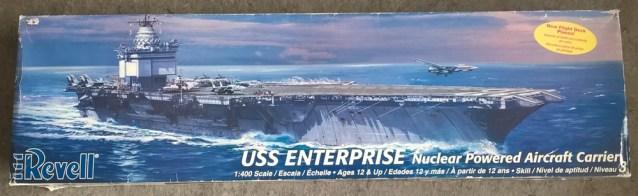 Uss Enterprise (CVN-65) // Nog in aanbouw //