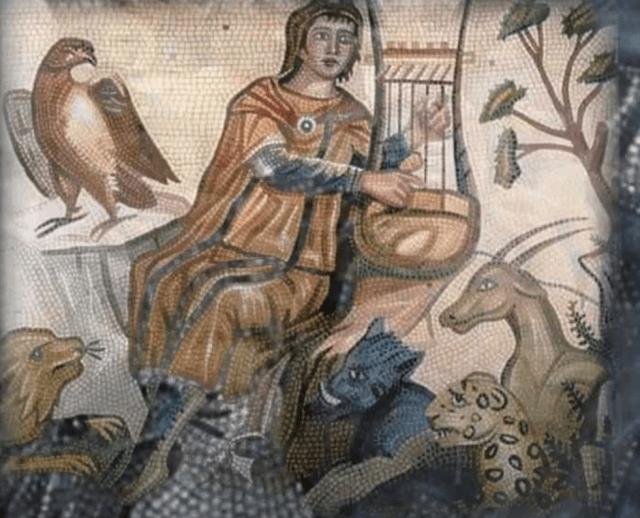 Koning Davids Harp