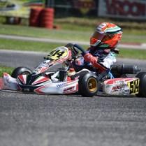 Riccardo Ianniello Adria- KGT Motorsport - RokCup 2016