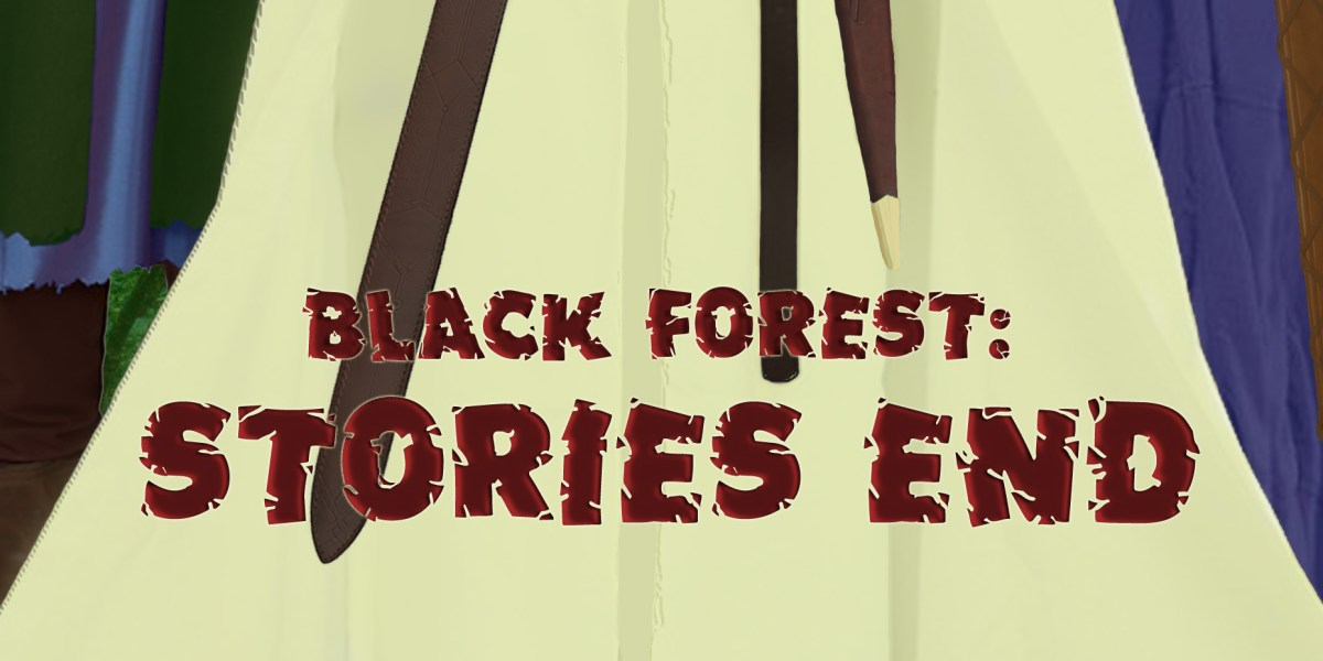 Black Forest: Stories End Out Now