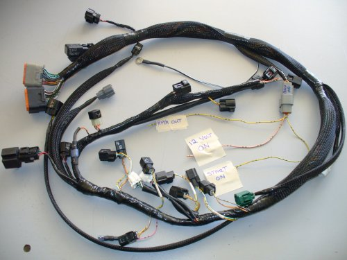 small resolution of simplified harness