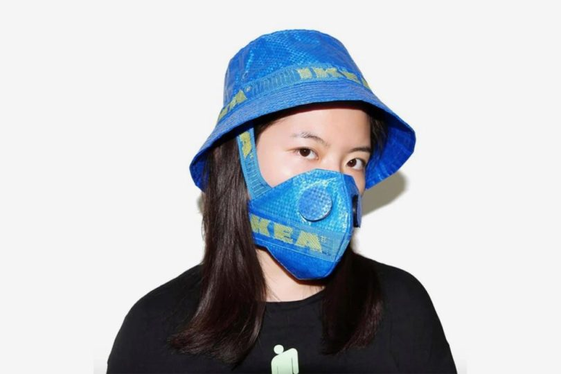 Ikea Frakta Mask