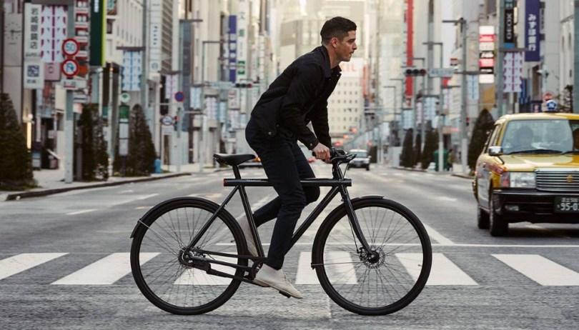 Vanmoof bikes