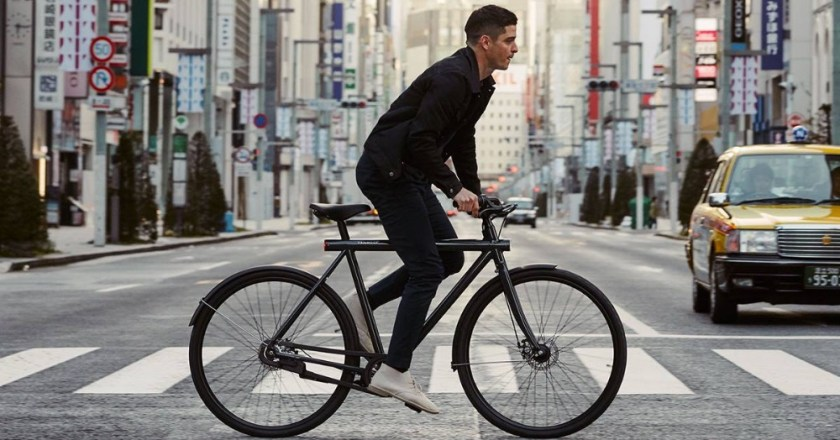 VanMoof Electric Bikes Preparing to Conquer Cities
