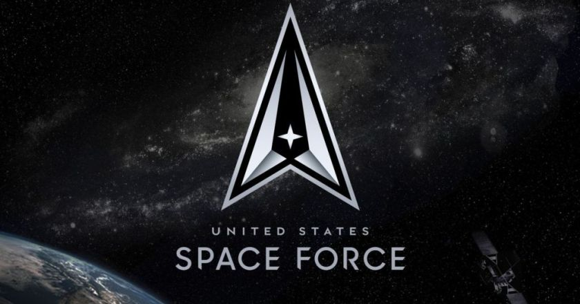 The U.S. Space Force made a Star Trek-style logotype