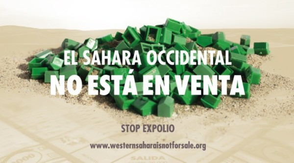 El Sáhara NO está en VENTA