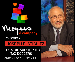 Preview: @JosephEStiglitz: How Tax Reform Can Save the Middle Class | Moyers & Company | BillMoyers.com