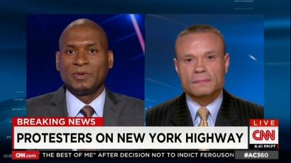 MT: Fireworks on .@AC360: NYT's @CharlesMBlow vs. Dan Bongino on #NYPD Choking Death