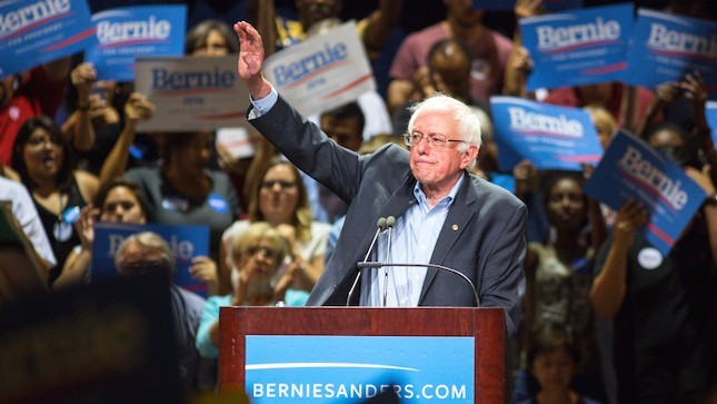 #BernieSanders News Roundup for 1/24-1/29/2016 | Blog#42