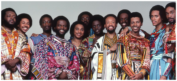 Rest in power, Maurice White! Thank you for the joy | #EarthWindAndFire on Blog#42
