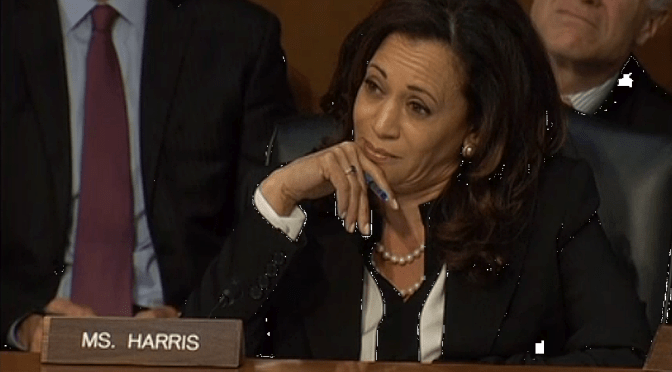 UPDATED: In Chiding Senator Kamala Harris, Senator Richard Burr Exercised Sexist White Privilege | Blog#42