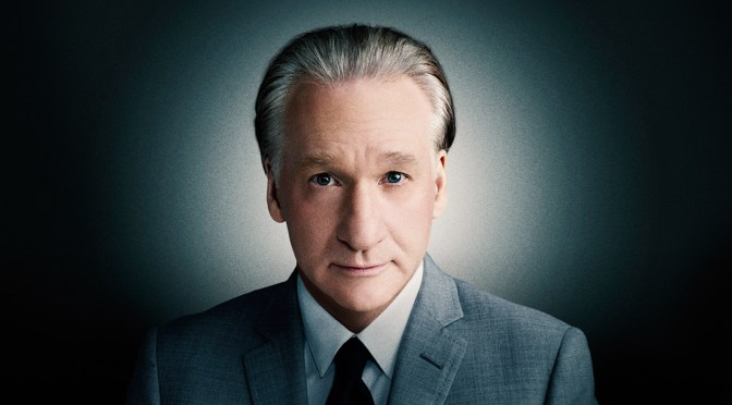 It's Bad Enough Racist Bill Maher's Used The NWord. The Media Shouldn't Repeat It | Blog#42