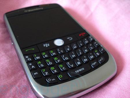 BlackBerry Javelin Gets a Model Number:  BlackBerry 9300