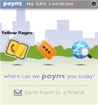 Poynt For BlackBerry:  Free All-In-One Local Search