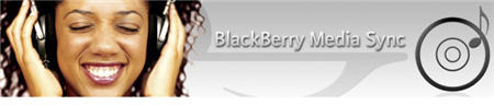 BlackBerry Media Sync Has Been Released
