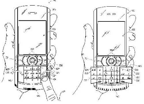 RIM Patents Weirdest QWERTY Keyboard Configuration Ever