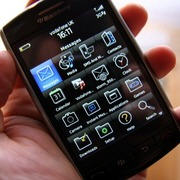 """BES Now """"Officially"""" Offered To Vodafone BlackBerry Storm Users"""