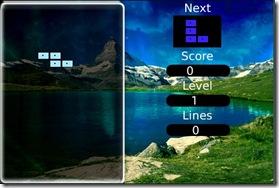 Free BlackBerry Game:  Tetris For The BlackBerry Bold