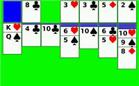 Solytare…  Free Solitaire Game For The BlackBerry Storm