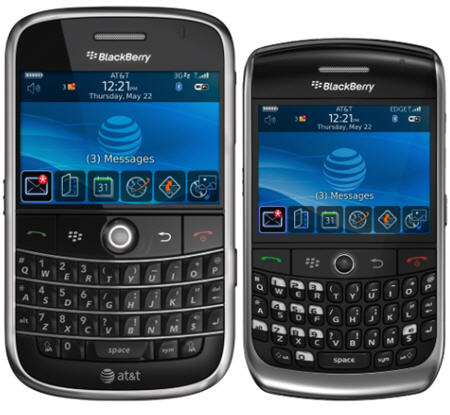 AT&T Cuts Prices Of BlackBerry Bold And Curve 8900