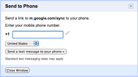 Google Sync For BlackBerry Updated To Version 0.7.3