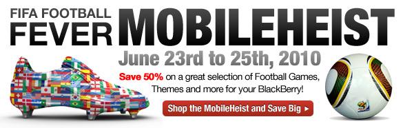 FIFA Football Fever Sale — Get 50% Off Popular Soccer Apps For BlackBerry