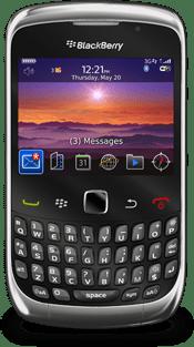 RIM Officially Announces BlackBerry Curve 3G
