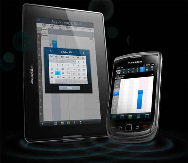 RIM Showcases BlackBerry PlayBook In Portrait Mode