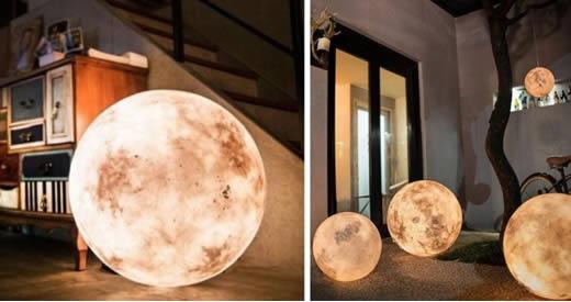 Come Fare Una Lampada Luna A Casa è Stupenda E Semplice Da