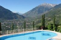 Hotels in Meran und Umgebung mit Pool: Hotel Rimmele
