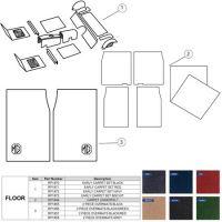 MGB Samco Silicone Radiator Hose Kits | Rimmer Bros
