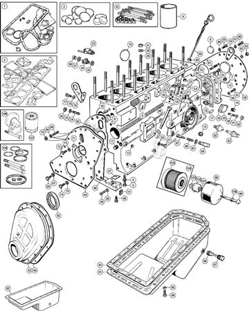 Ford Essex 3 8 V6 Engine Diagram