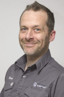 Michael Fortin - Service Manager