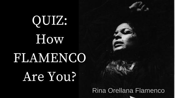 Quiz: How Flamenco Are YOU?