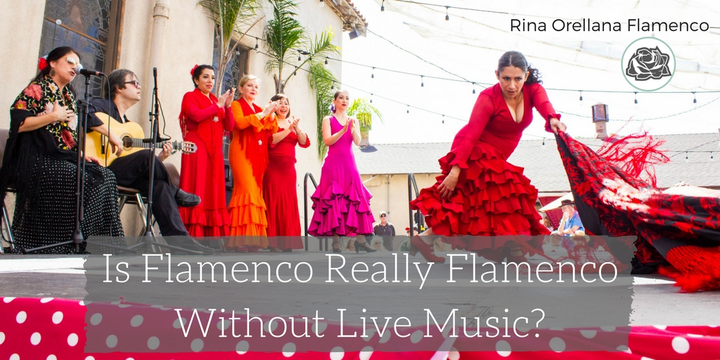 Is Flamenco Really Flamenco Without Live Music?