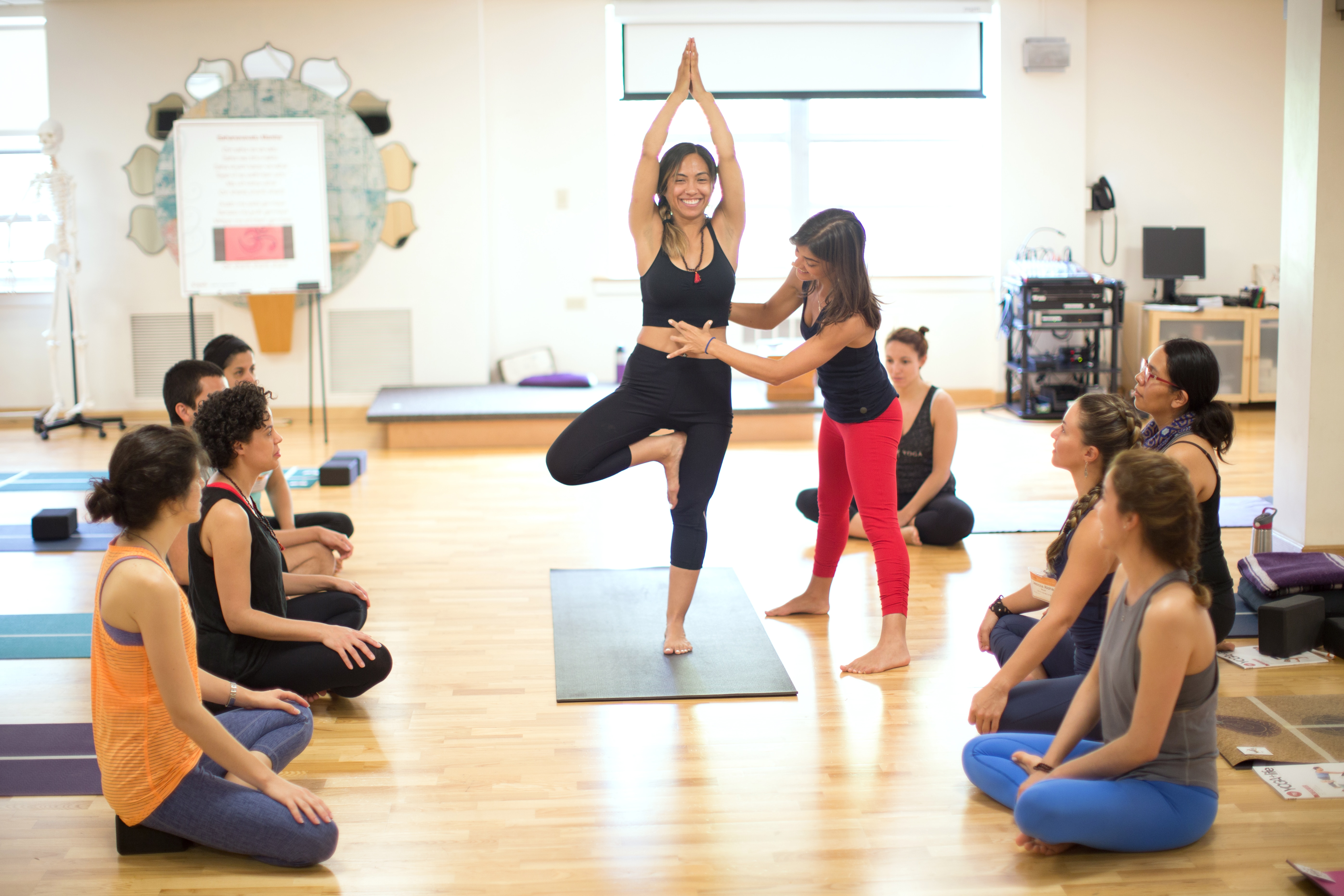 MIAMI- Rina Yoga s Spanish Yoga Weekend Training for Teachers and Students def107fd12d6