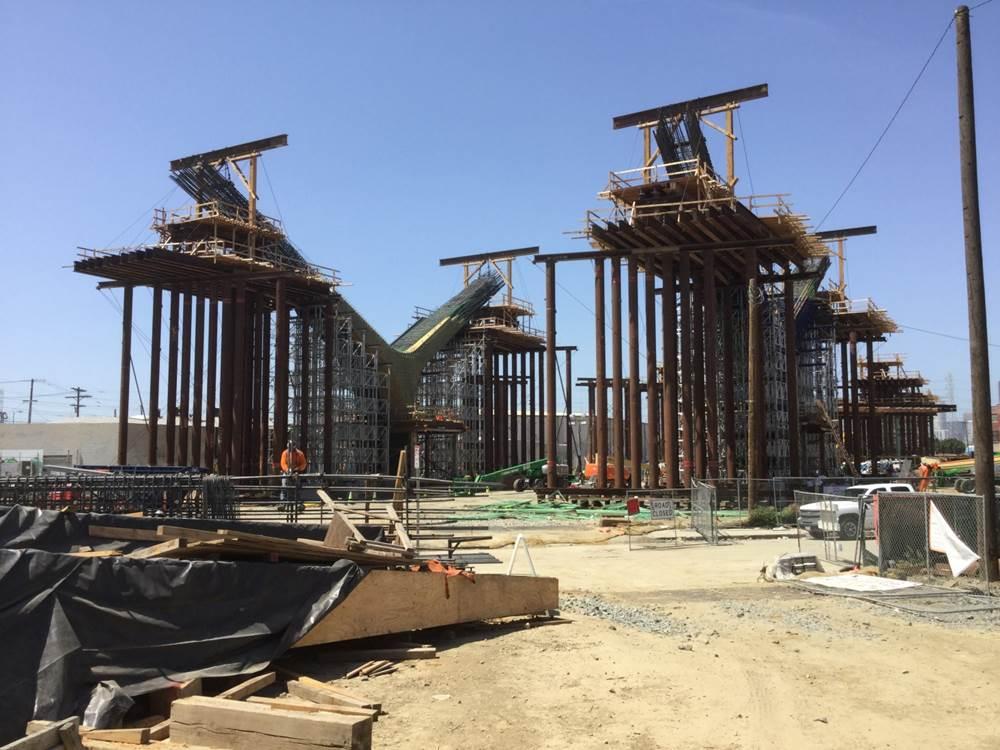 8 Construction of New Bridge(2)