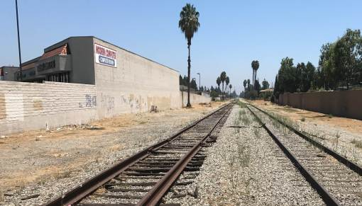West Santa Ana Branch Transit Corridor