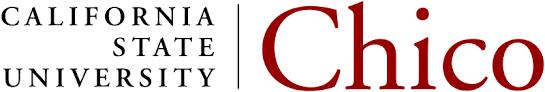 CSU Chico logo.