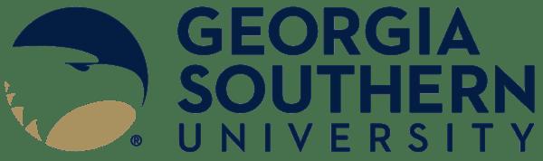 Georgia Southern University logo.